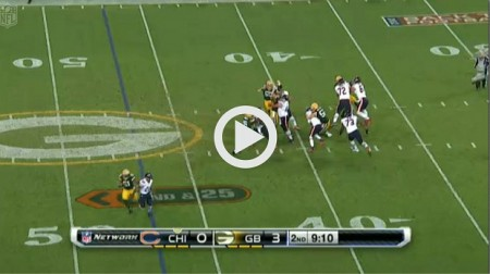 Bears vs Packers Highlights