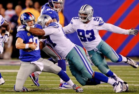 NY Giants vs Dallas Cowboys