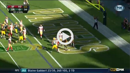 Packers vs 49ers Highlights