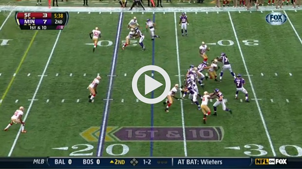 49ers vs Vikings Highlights