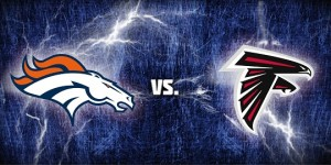 Broncos vs Falcons Destaque