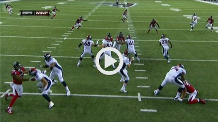 Broncos vs Falcons Highlights