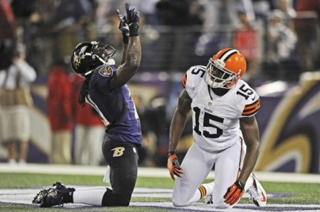 Browns vs Ravens
