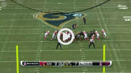 Cardinals vs Rams Highlights