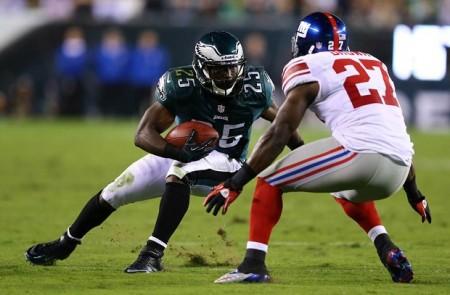 Giants vs Eagles