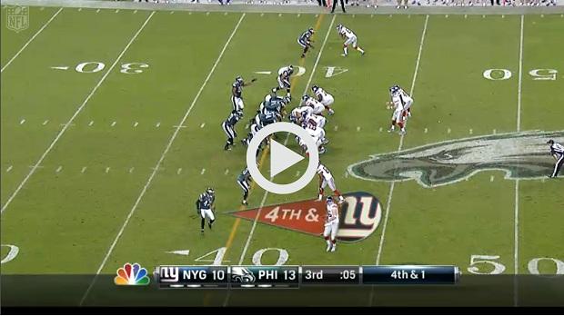Highlights do Jogo entre os New York Giants e os Philadelphia Eagles