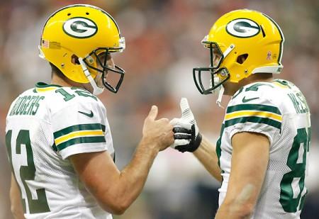 Packers vs Texans