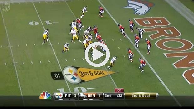 Steelers vs Broncos Highlights