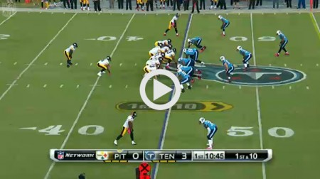 Steelers vs Titans Highlights