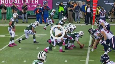 Texans vs Jets Highlights