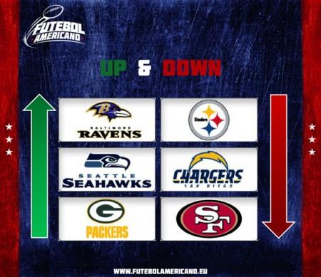 Up&Down - Week 6