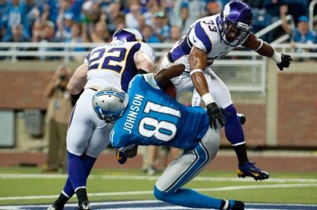 NFL: Minnesota Vikings at Detroit Lions