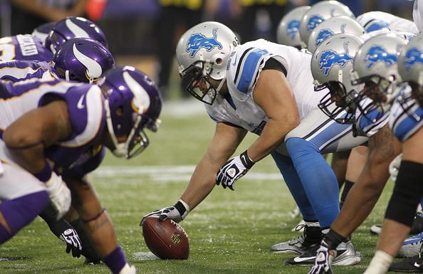 Detroit Lions vs Minnesota Vikings