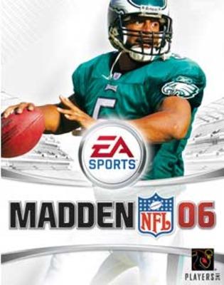 Capa do Madden NFL 06