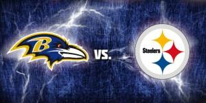 Ravens vs Steelers Destaque