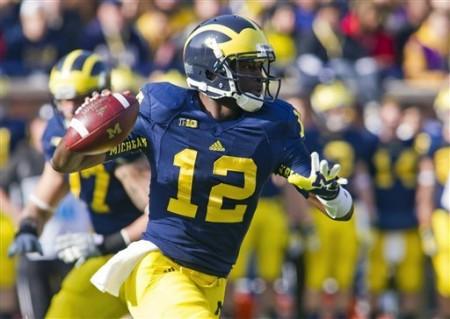 Devin Gardner, o futuro de Michigan