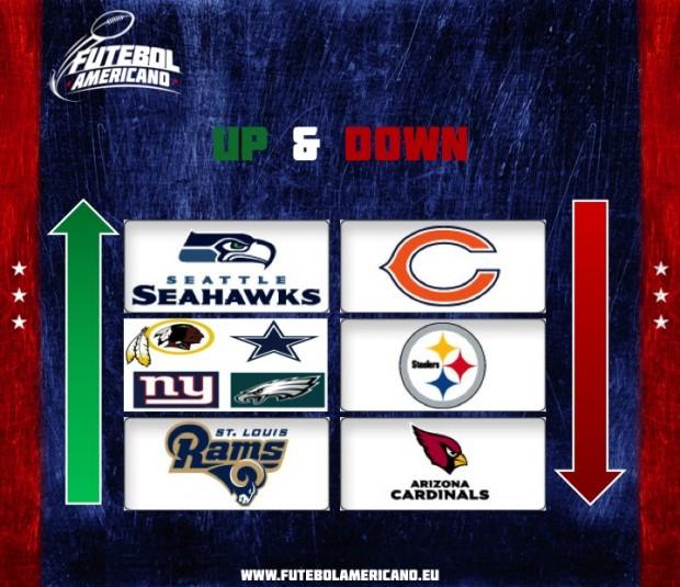 Up&Down - Week 14