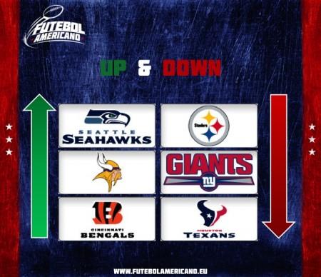 Up&Down - Week 16