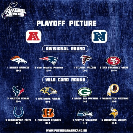 Playoff Picture - Week 17