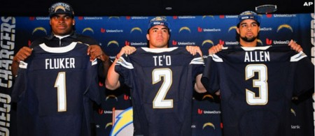 Draft 2013 Chargers