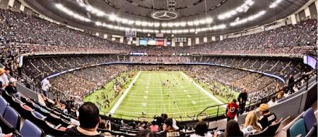 Superdome New Orleans Saints