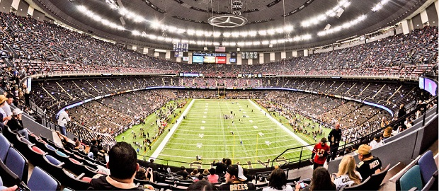 New Orleans Saints U2013 Mercedes Benz Superdome