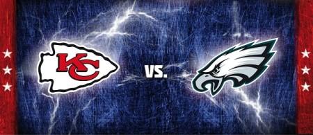 Chiefs vs Eagles Destaque