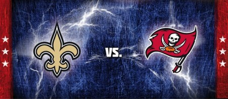 Saints vs Buccaneers Destaque