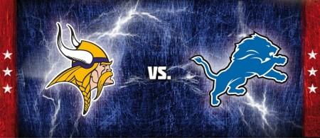 Vikings vs Lions