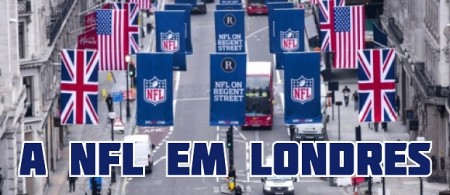 A NFL em Londres