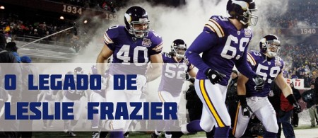 O Legado de Leslie Frazier