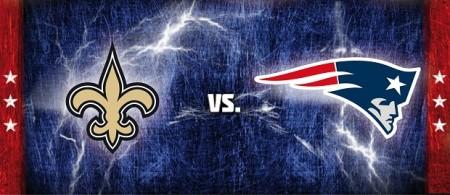 Saints vs Patriots
