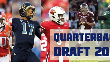 Quarterback Draft 2014