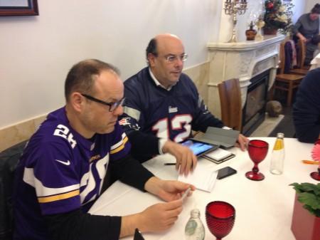 Durante a reunião