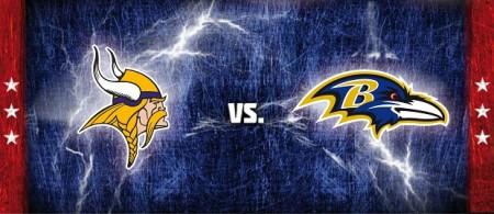 Vikings vs Ravens