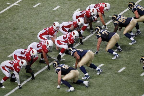 Cardinals Rams