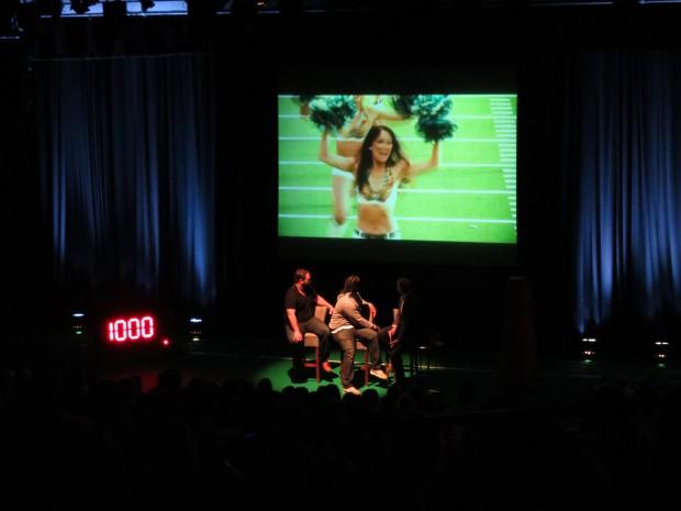 Animação no grande ecrã