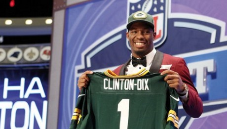Ha Ha Clinton-Dix Draft