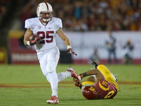 Tyler Gaffney, Running back, Stanford