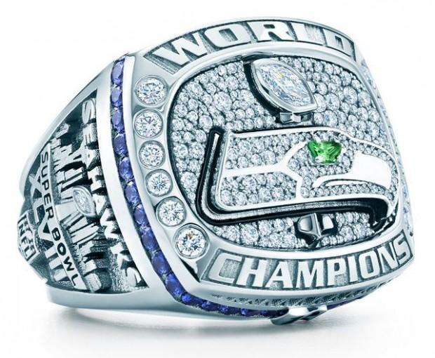 Seattle Seahawks Super Bowl Ring