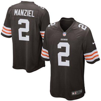 A jersey do Johnny Manziel