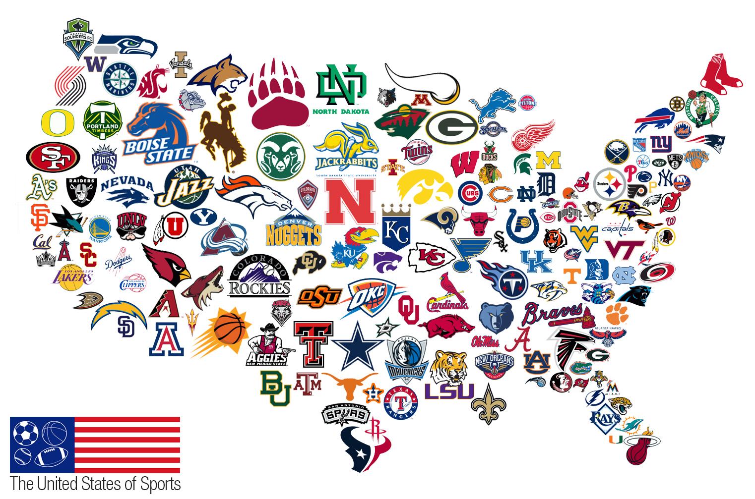 cd524f115b466 Futebol Americano Como Escolher a Nossa Equipa da NFL