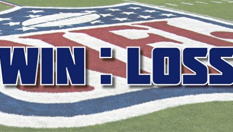 Win Loss NFL