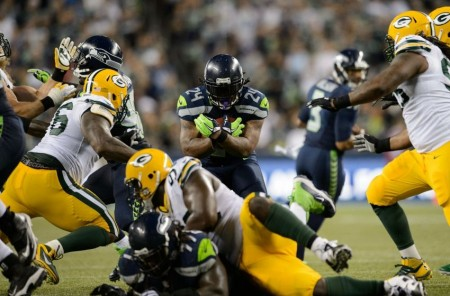 Green Bay Packers @ Seattle Seahawks