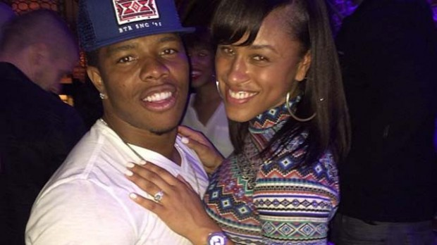 Ray Rice e Janay Palmer