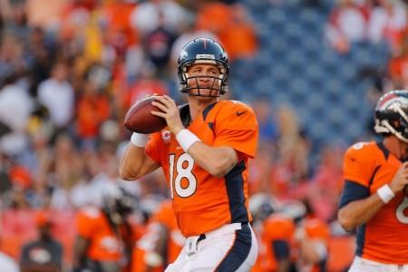 Peyton Manning, QB, Denver Broncos