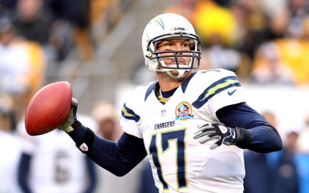 Philip Rivers, QB, San Diego Chargers