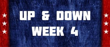 Up & Down - Week 4