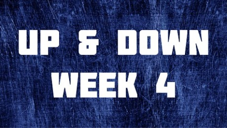 Up & Down - Week 4