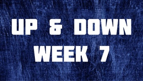 Up & Down - Week 7